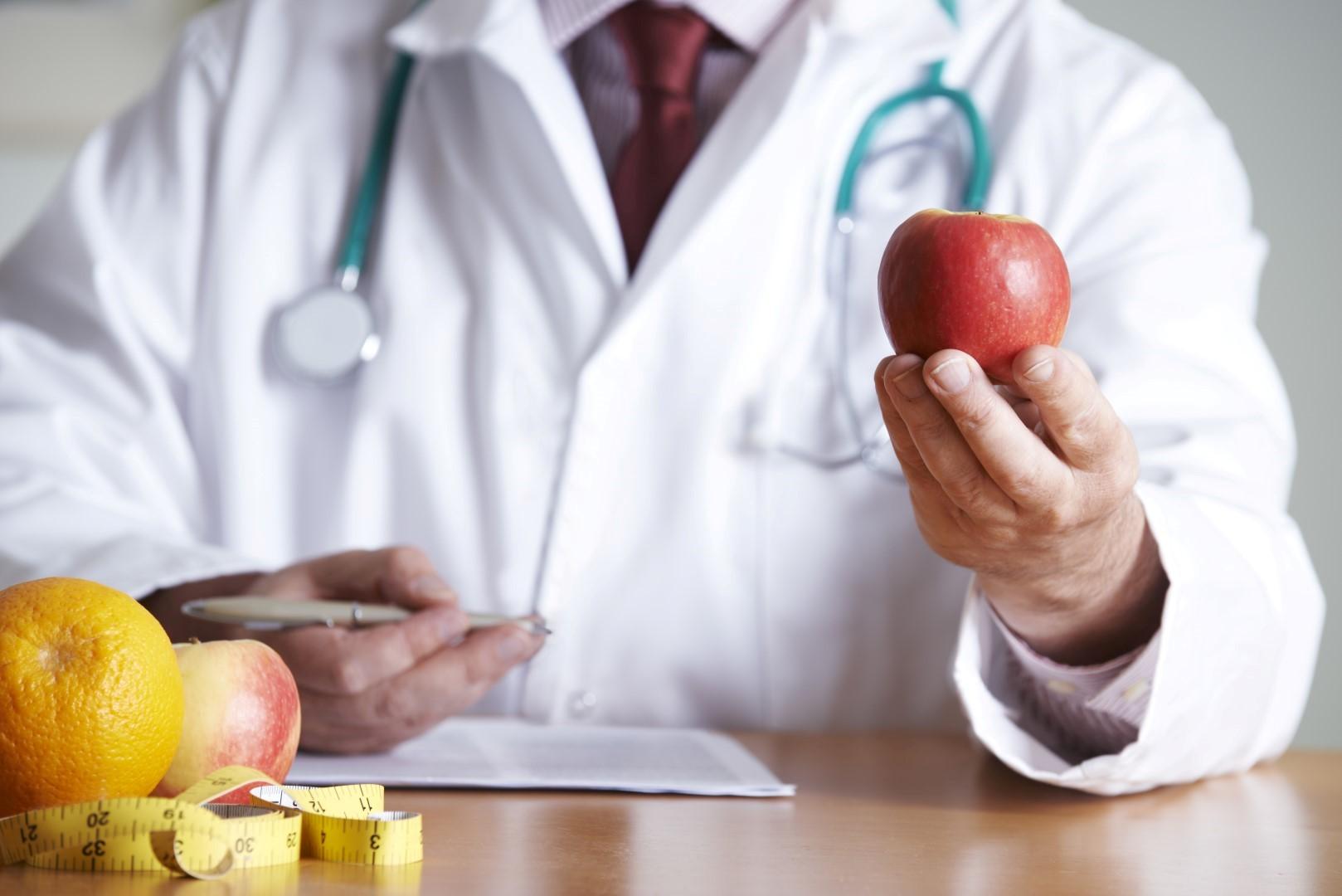 Медицина диета при засорение